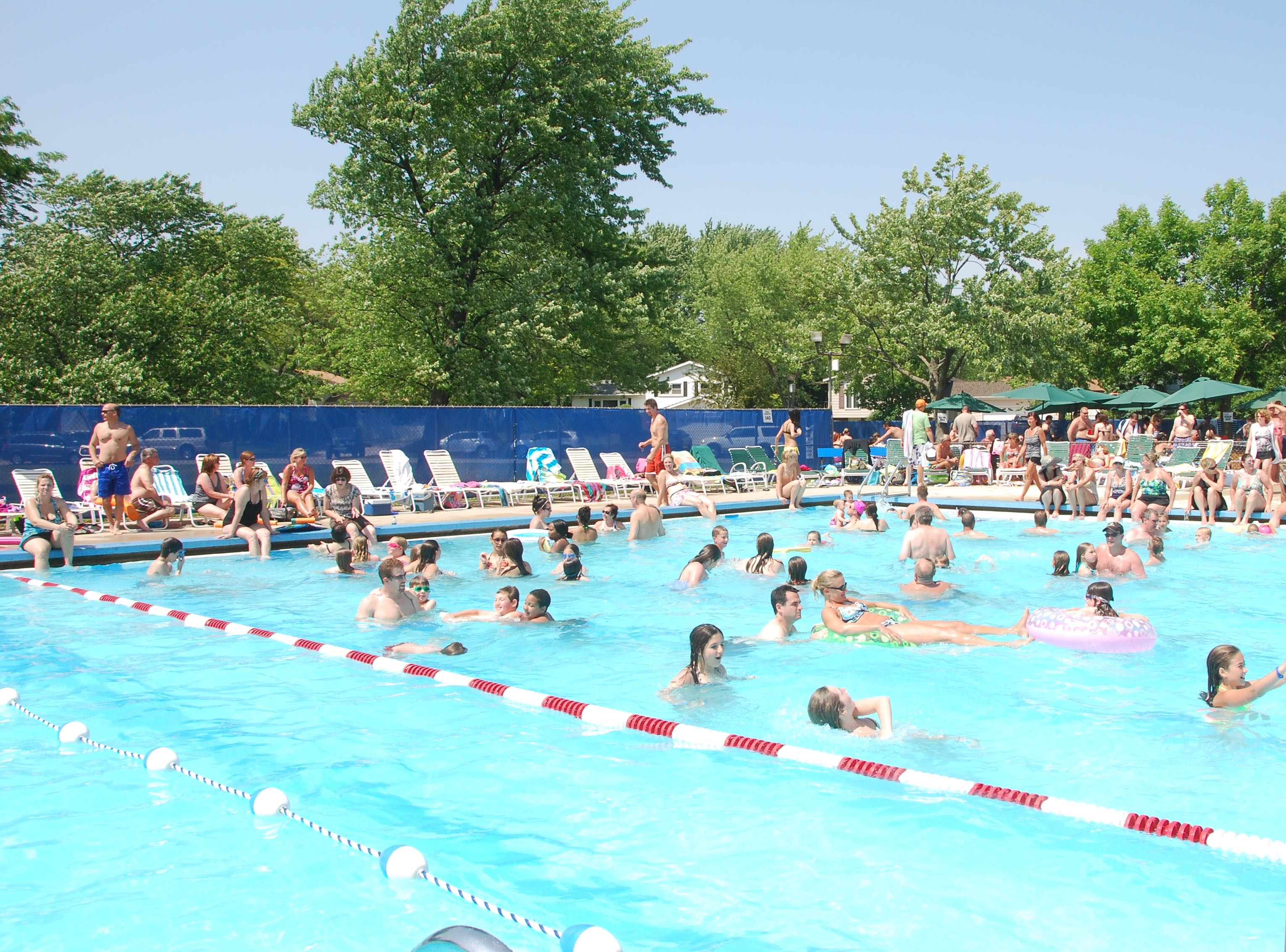social darien swim recreation club