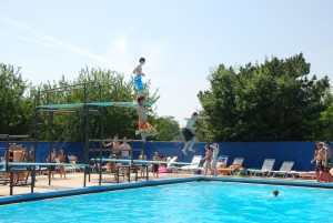 DSRC Diving boards