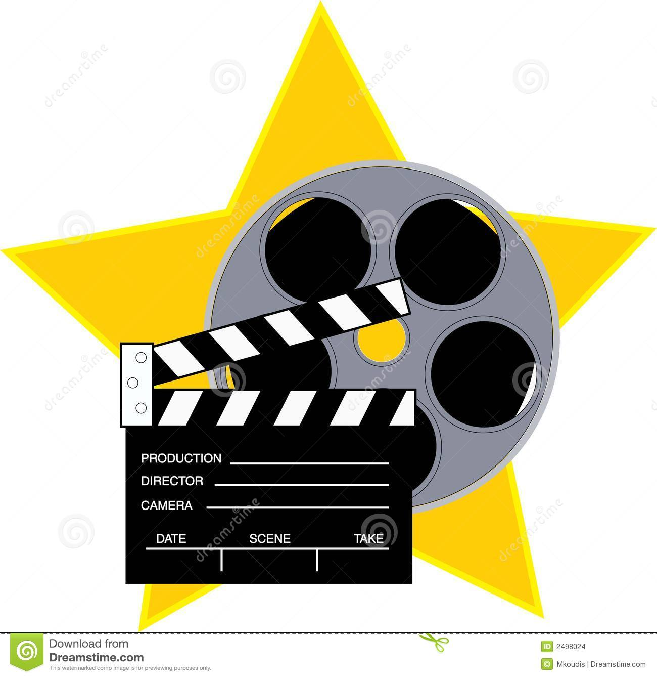 clipart of movie night - photo #38